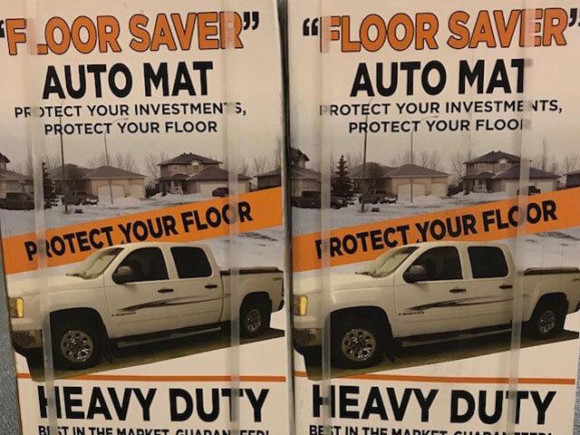 Floor Saver Mats